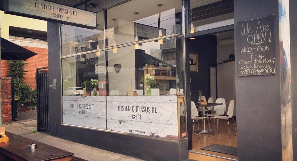 Mister & Missus M. Melbourne image 1
