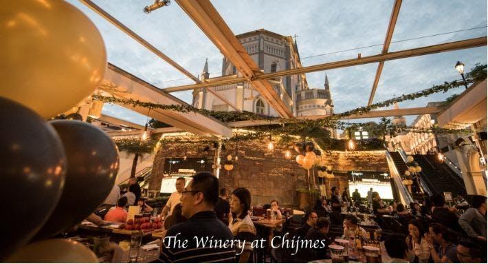 The Winery Tapas | Bar Singapore image 1
