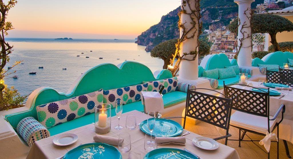 Beautiful Ristorante Le Terrazze Positano Ideas - Casa & Design 2018 ...
