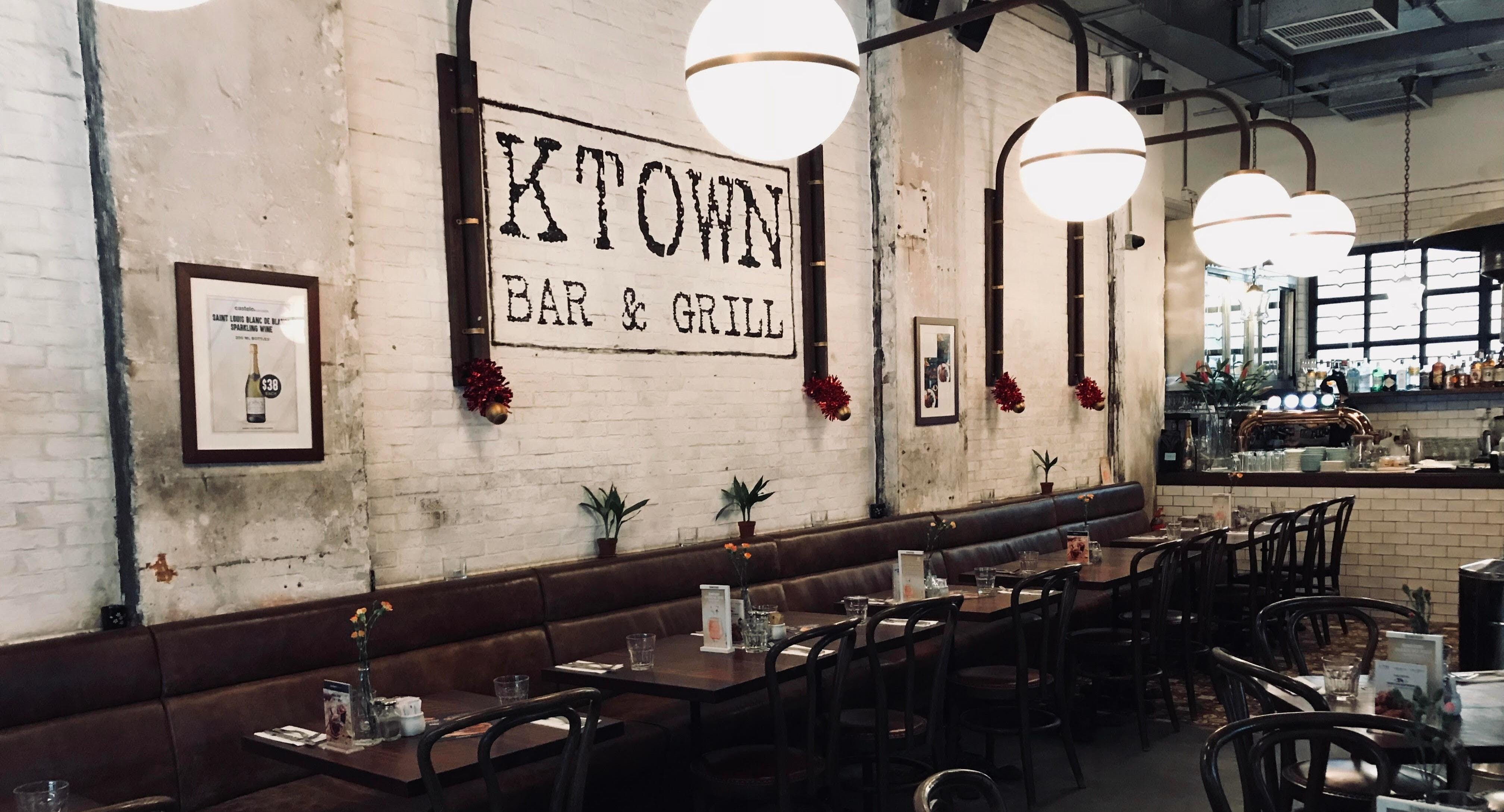 K-Town Bar & Grill
