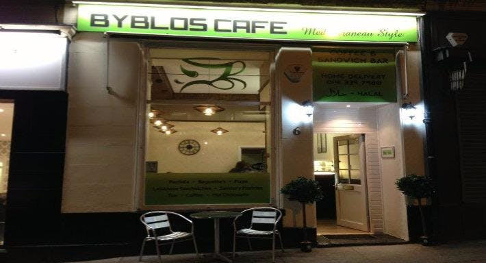 Byblos Cafe Glasgow image 2