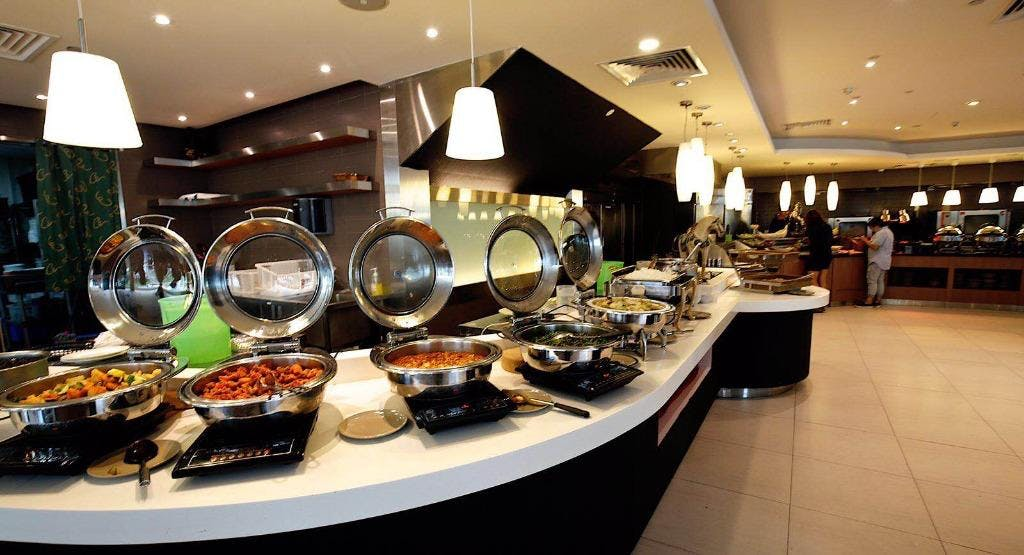 Kublai Khan Mongolian BBQ Restaurant, Singapore, Clarke Quay ...