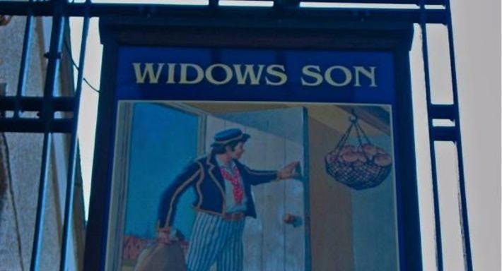 The Widow's Son London image 2
