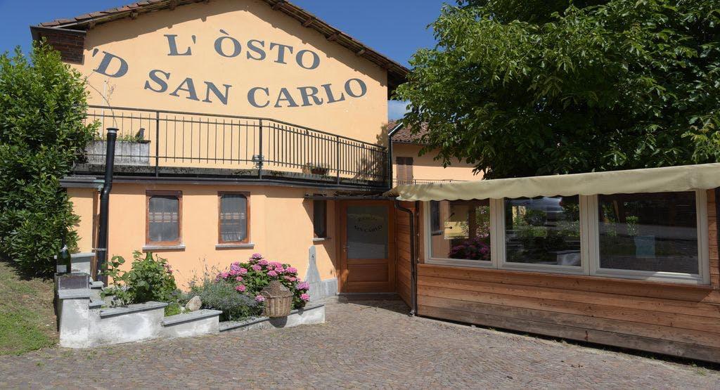 Trattoria San Carlo