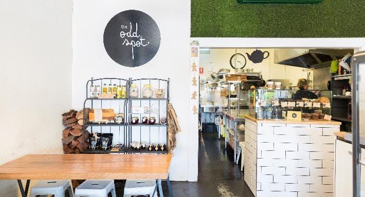 The Odd Spot Cafe