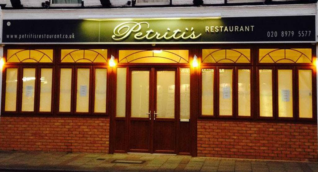 Petriti's Restaurant London image 1
