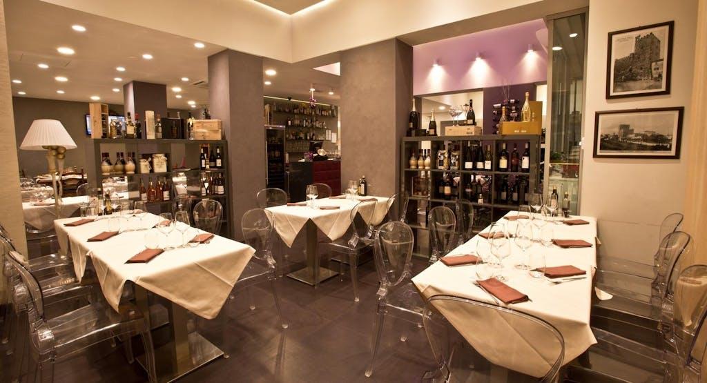 Interno del ristorante Undici Leoni - Fonte: Quandoo