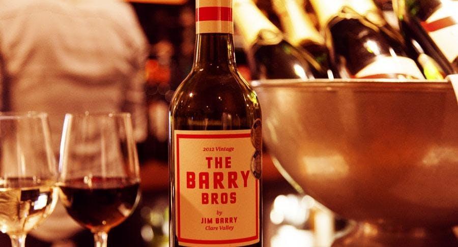 Cork & Bottle Wine Bar - Leicester Square
