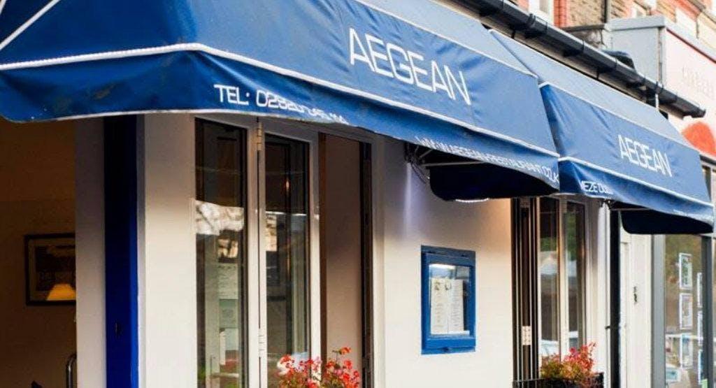 Aegean Restaurant Cardiff image 1