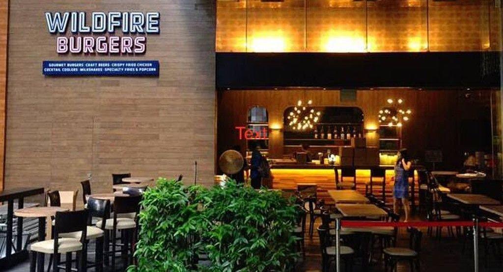 Wildfire Burgers - 313@Somerset Singapore image 1