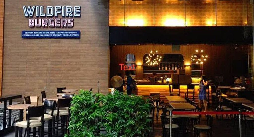 Wildfire burgers 313 somerset in singapore free reservation for Koi 313 somerset