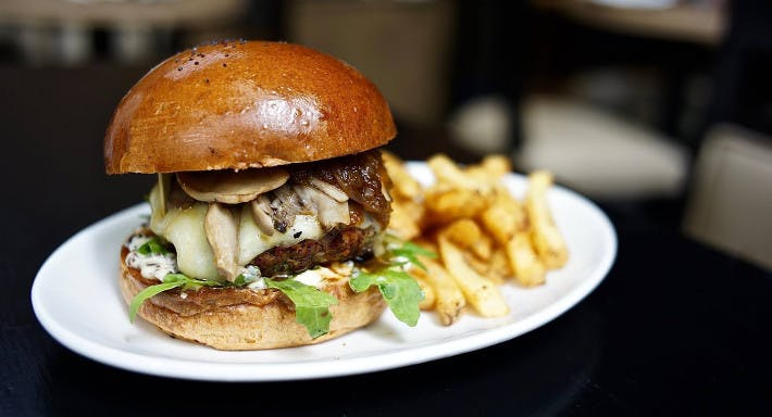 Wildfire Burgers - 313@Somerset Singapore image 3