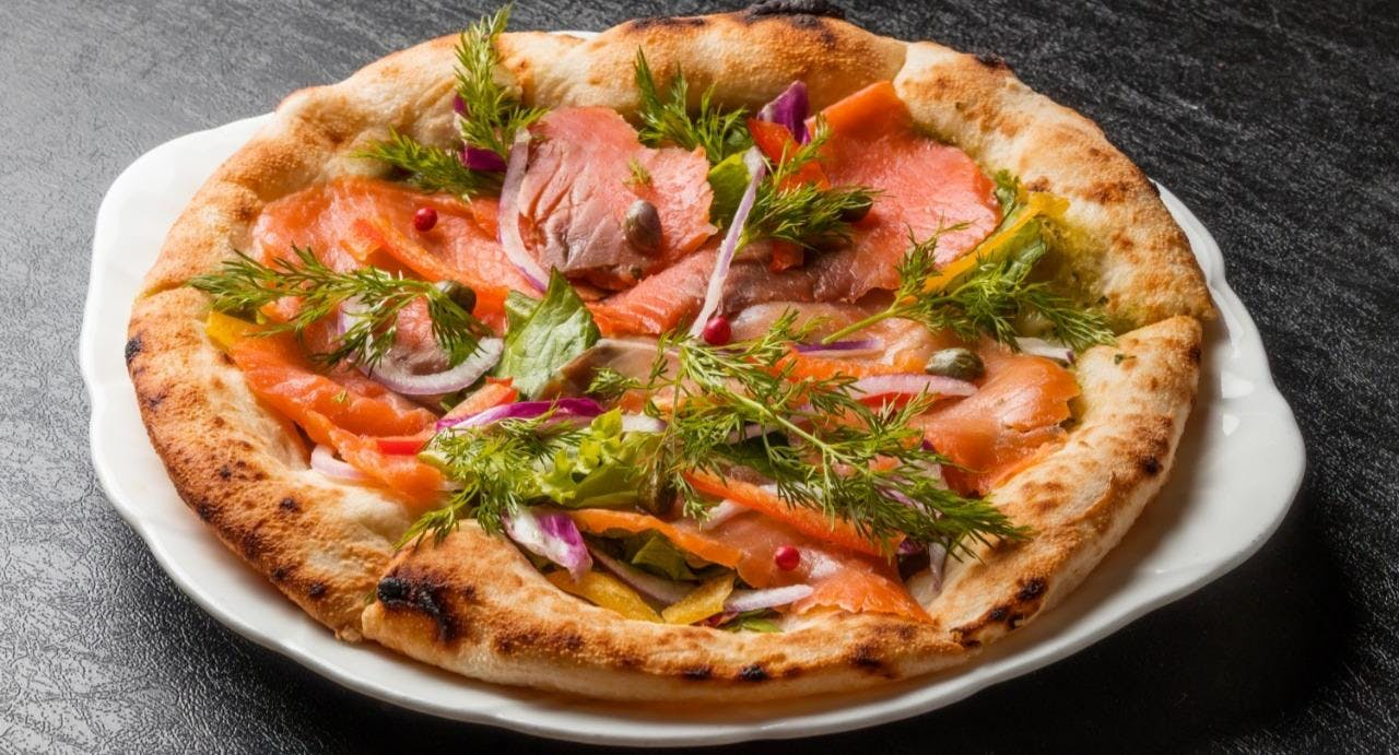 Ristorante Pizzeria Sorrento Ijmuiden image 1