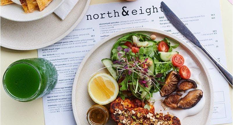 North & Eight