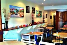 Restaurant Cattleya at Chu & Cho in Charlton, London