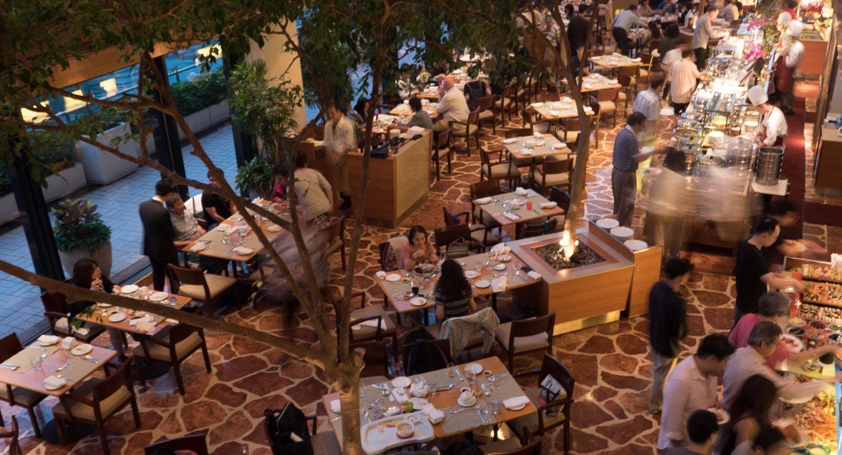 Harbourside 港畔餐廳