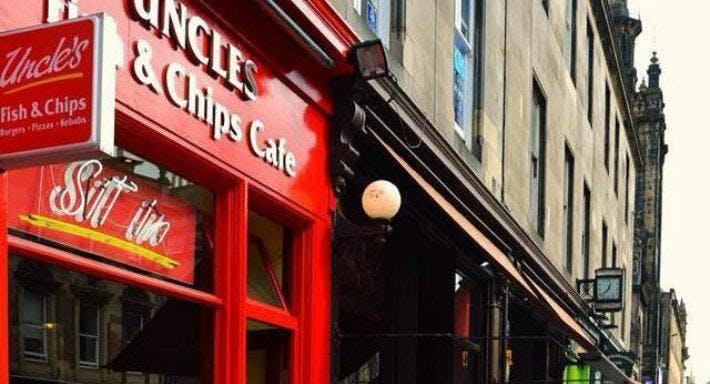 Uncle's Fish & Chips Edinburgh image 1