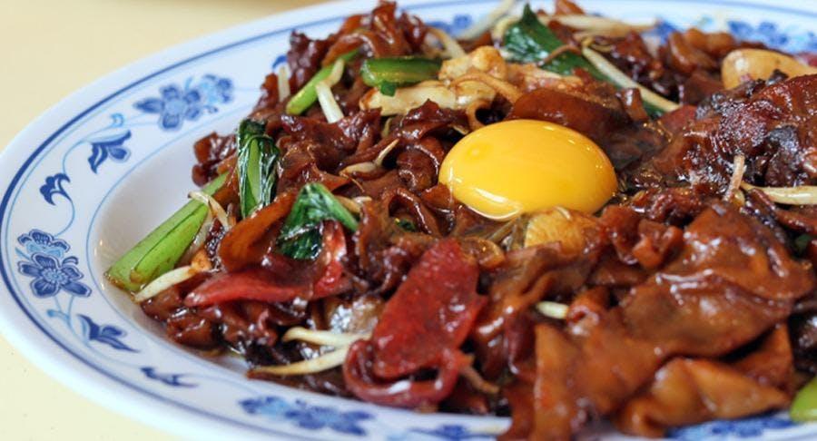 Keng Eng Kee Seafood Restaurant