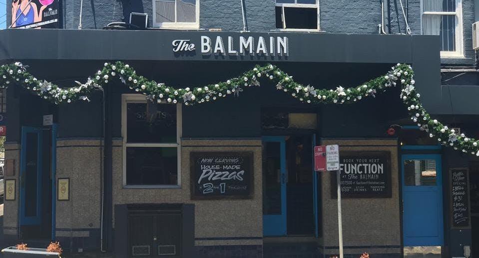 The Balmain Hotel