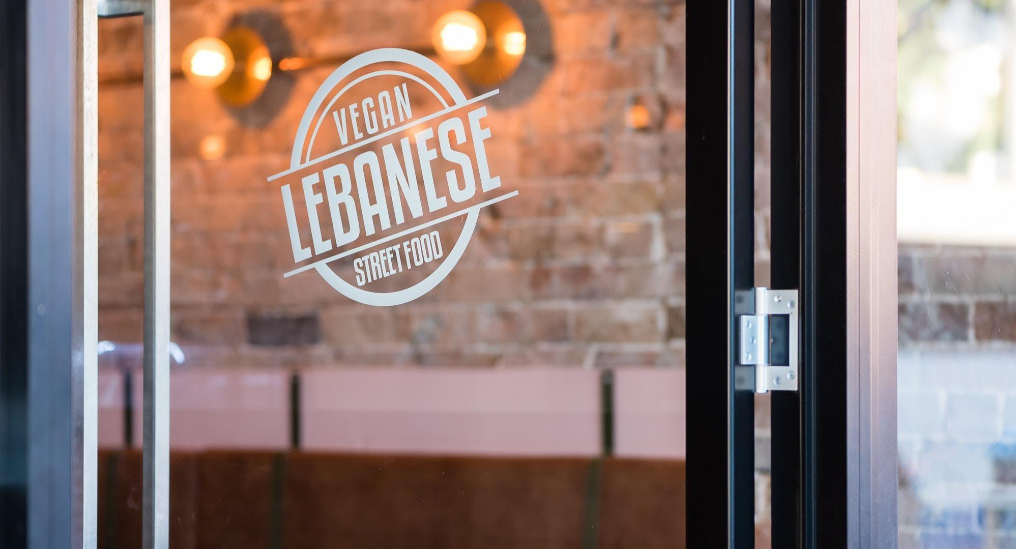 Vegan Lebanese Street Food Sydney image 2