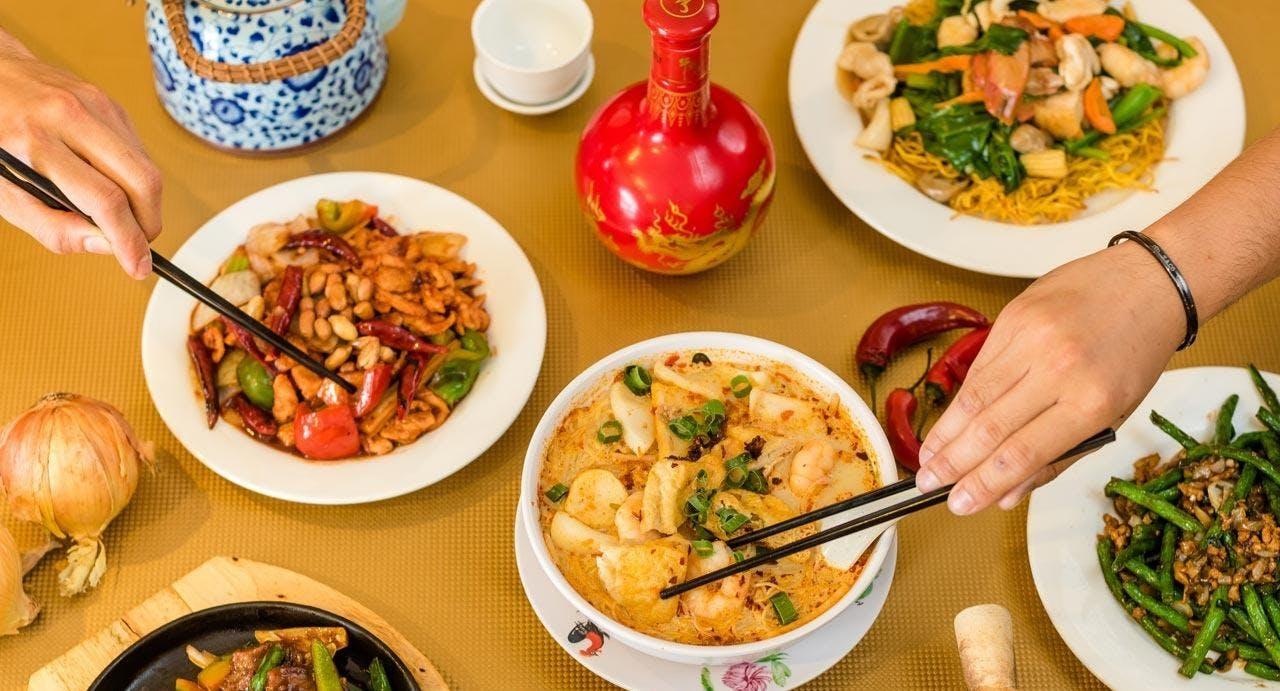 Super Bowl Chinese Kitchen