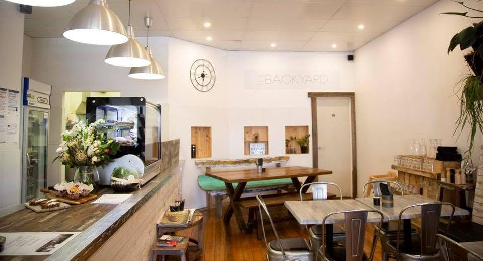The Backyard Cafe Geelong Geelong image 3