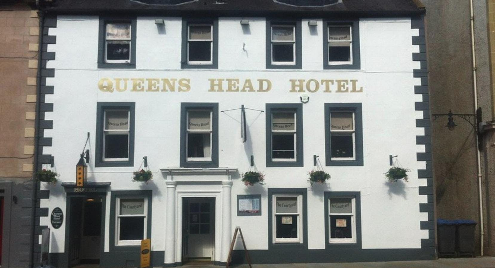 The Queens Head Hotel Restaurant Kelso image 2
