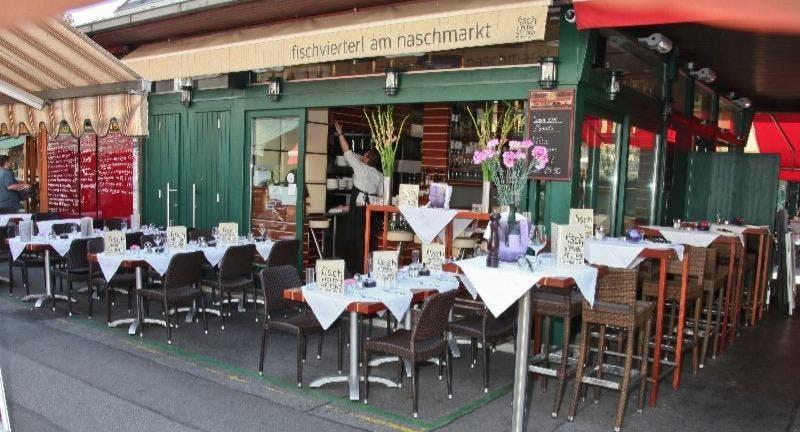Photo of restaurant Fischvierterl am Naschmarkt in 6. Bezirk, Vienna