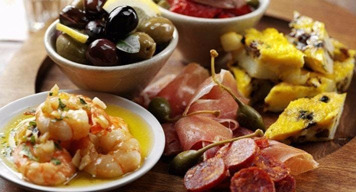 Santini Italian Mediterranean Bar Restaurant Nottingham image 2