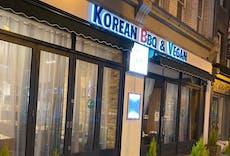 Restaurant Korean BBQ & Vegan in Barbican, London