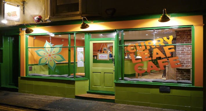 The Curry Leaf Cafe