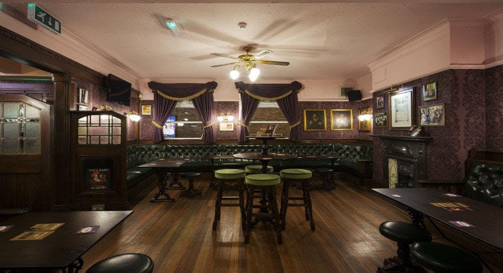 Ma Egerton's Stage Door Liverpool image 1