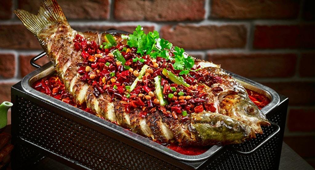 Chong Qing Grilled Fish 重庆烤鱼 - Mosque Street