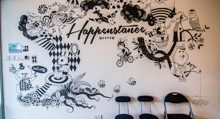 Happenstance Cafe Singapore image 2