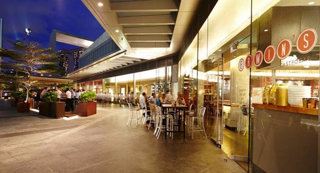 Erwin's Gastrobar - MBFC Singapore image 1