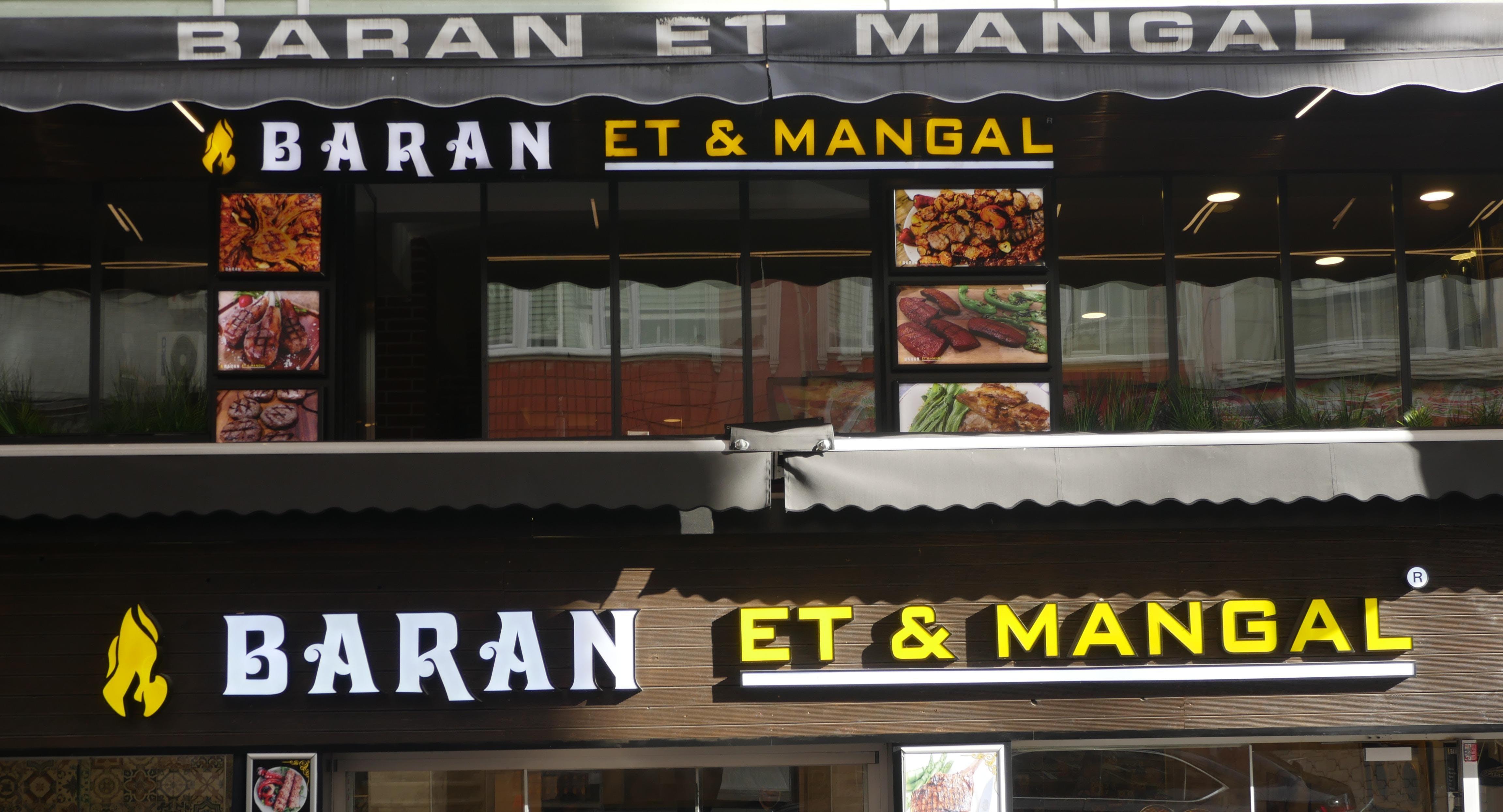 Baran Et & Mangal