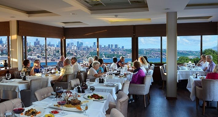 Cihannüma Restaurant İstanbul image 7