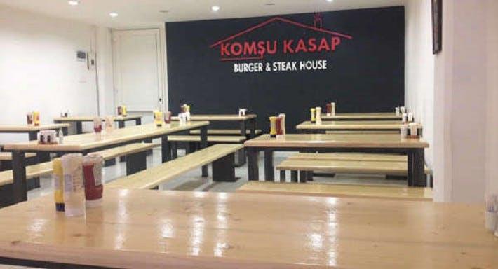 Komşu Burger Kasap & Steakhouse Maslak İstanbul image 1