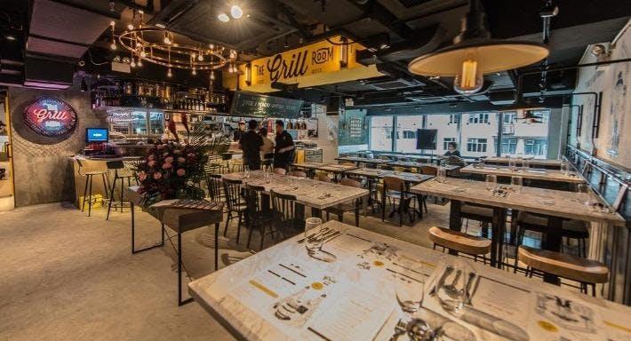 The Grill Room - TST Hong Kong image 1
