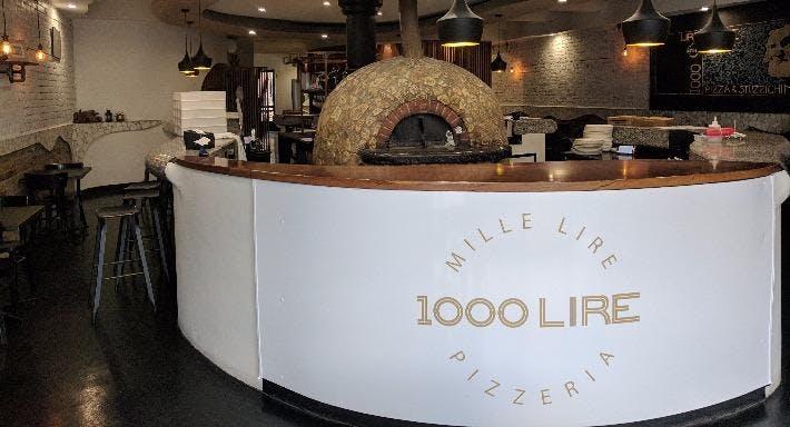 1000 Lire Pizza & Stuzzichini