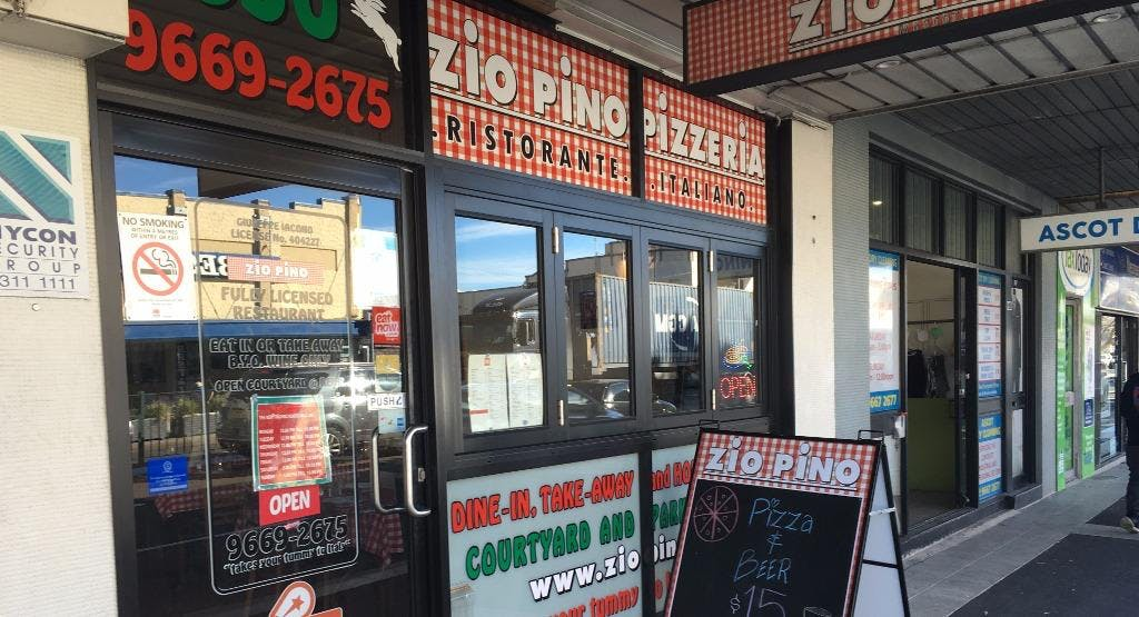 Zio Pino Pizzeria Sydney image 1