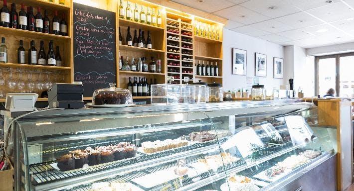 Zanetti Cafe Bar & Restaurant Melbourne image 2