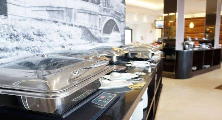 Hot Plate Buffet