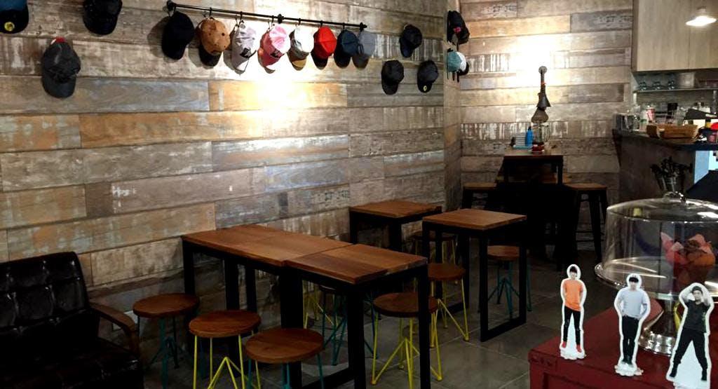The Cap Cafe Singapore image 1