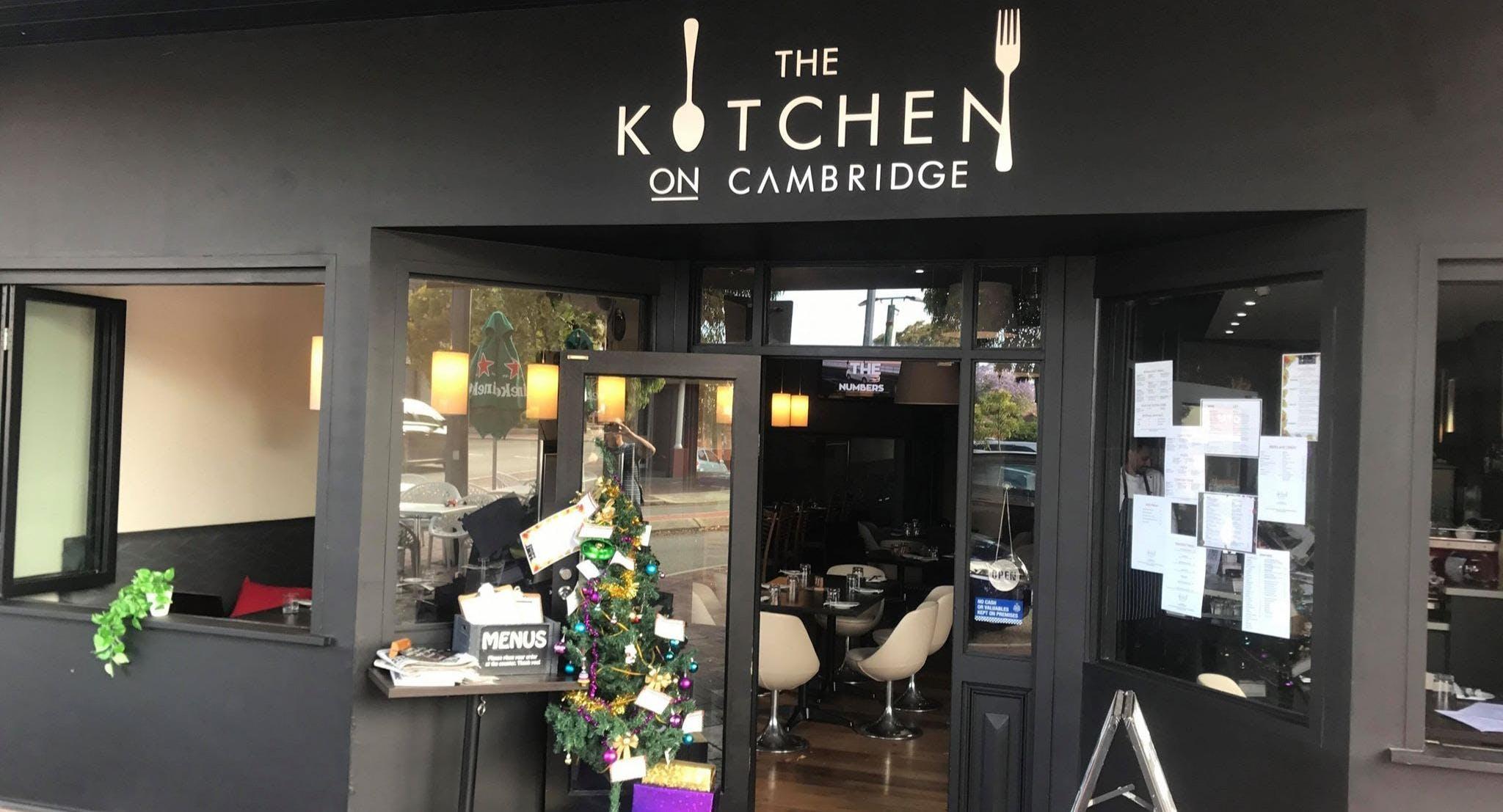 The Kitchen on Cambridge Perth image 2