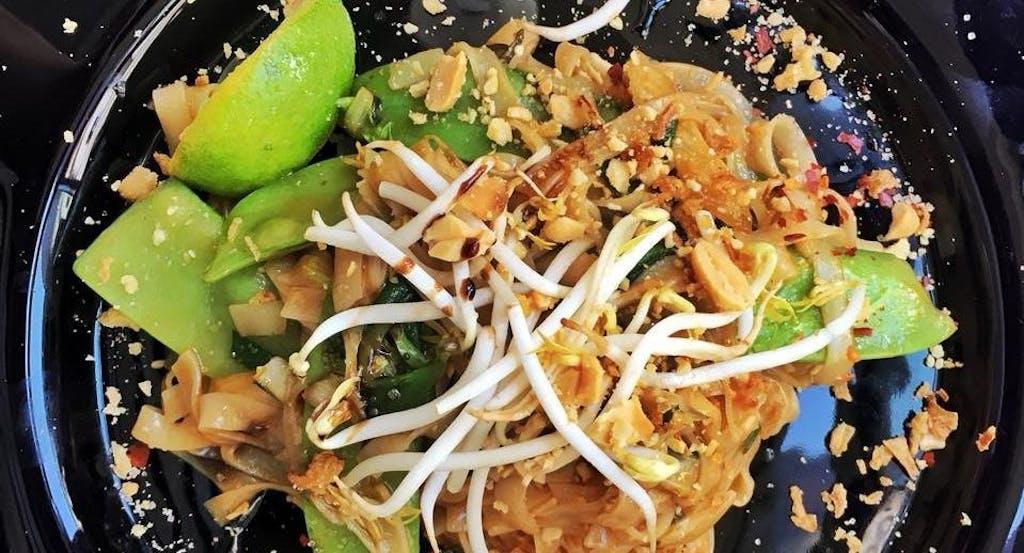 Dal menu del ristorante Pad thai - Fonte: Quandoo