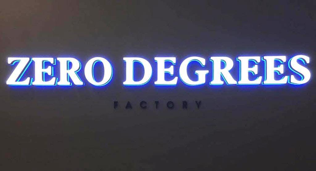 Zero Degrees Factory Singapore image 1