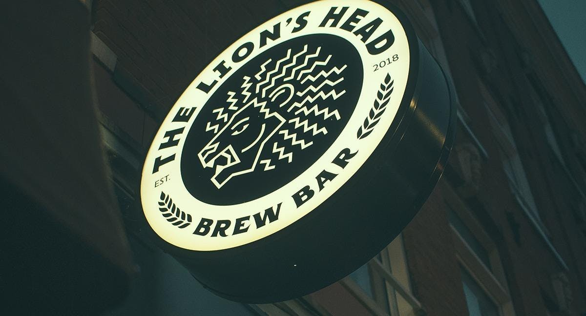 Lion's Head Gastro Bar and Brewery Amsterdam image 3
