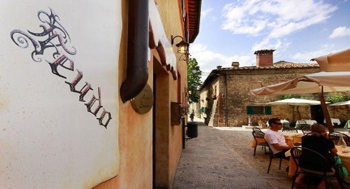 Ristorante Il Feudo Siena image 2