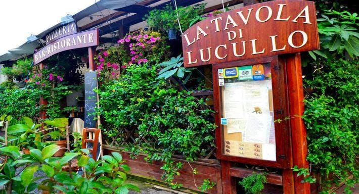 La tavola di Lucullo